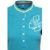 Cube Cube 93 T-shirt Dam Polo Petrol